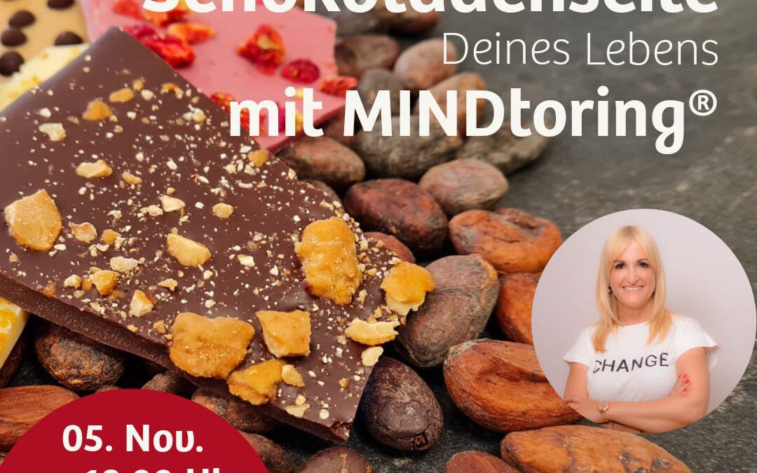Entdecke die Schokoladenseite Deines Lebens mit MINDtoring®️- Veranstaltung bei Xocolea am 05. November